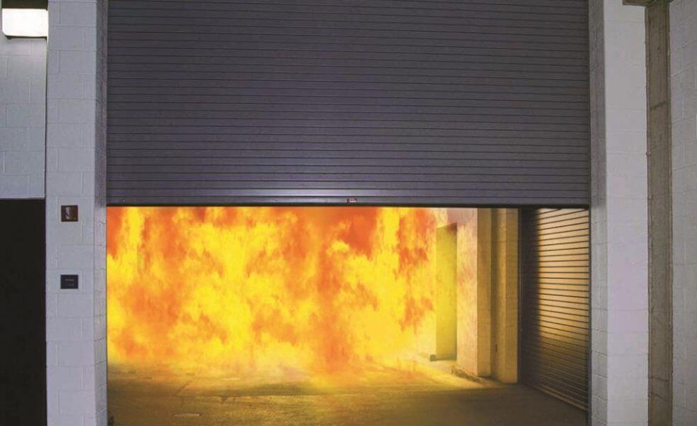drzwi i bramy przeciwpożarowe